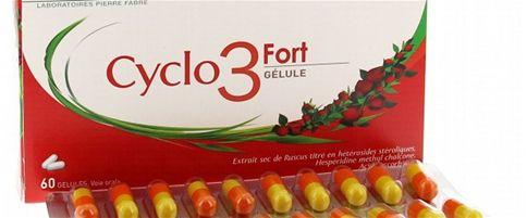 цикло 3 форт